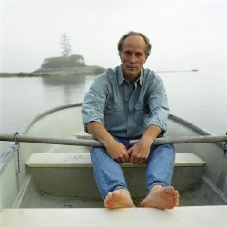 RichardFord in canoe Cred Robert Yager