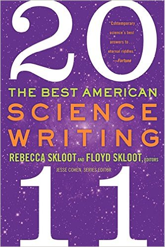 The Best American Science Writing 2011